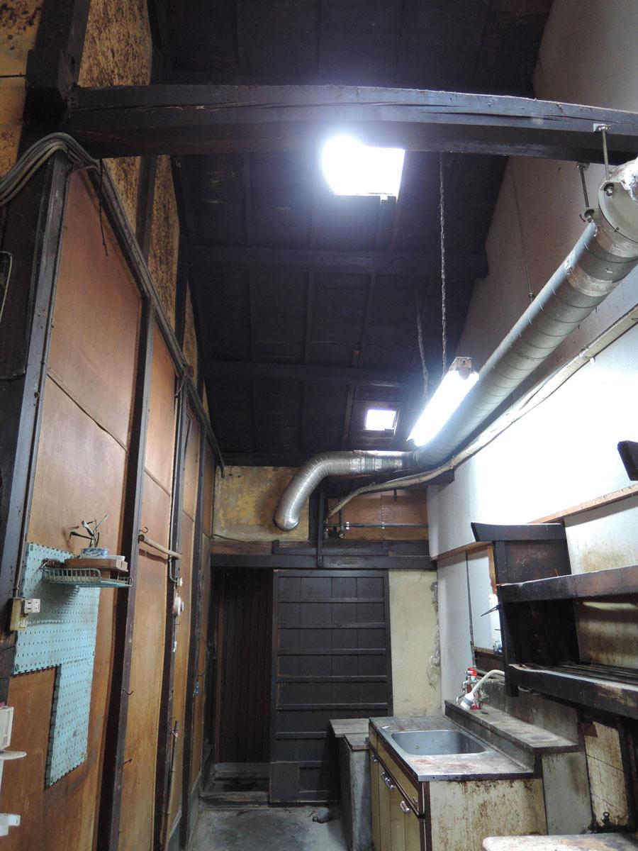ホブソンズ四条富小路店 改修前の写真