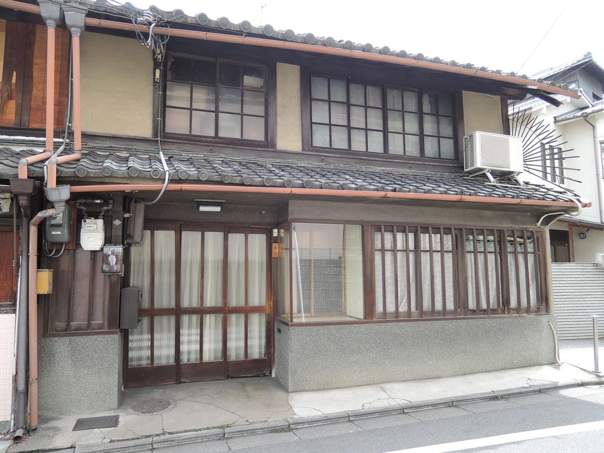 市川屋珈琲 改修前の写真