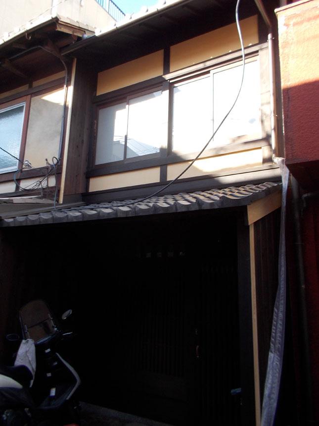 鈴 六条町家 改修後の写真