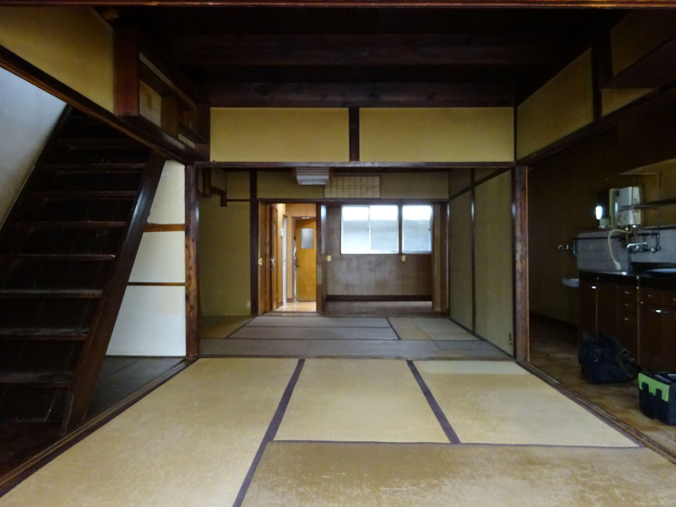 WM邸 改修前の写真